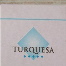 Miniaturas de perfumes antiguos: TURQUESA DE KESMAR, EAU DE PARFUM. Lote 135787906