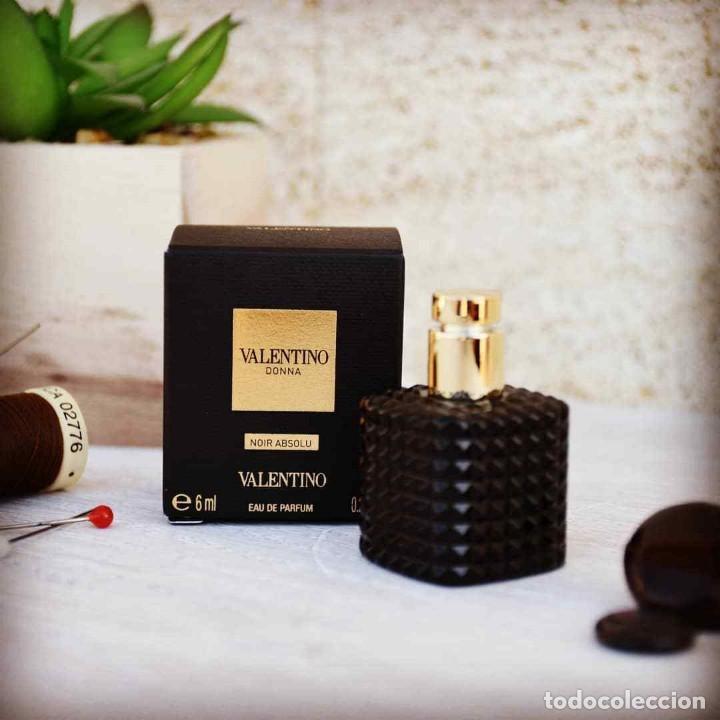Miniatura VALENTINO DONNA NOIR ABSOLU EDP 6ml. Novedad 2018!! segunda mano