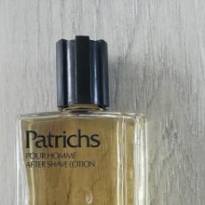 Miniaturas de perfumes antiguos: AFTER SHAVE PATRICHS DE LOUIS PHILIPPE, 120ML. Lote 135926066