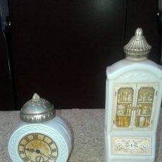Miniaturas de perfumes antiguos: ANTIGUOS FRASCOS DE AVON. Lote 136167422