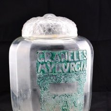 Miniaturas de perfumes antiguos: MYRURGIA DISPENSADOR GRANEL DE PERFUME. Lote 136250222