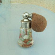 Miniaturas de perfumes antiguos: PERFUMERO DE LOS AÑOS 40-50. Lote 136668305