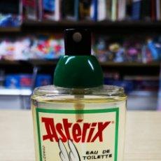 Miniaturas de perfumes antiguos: ASTERIX COLONIA 100ML.SEGURA PERFUMS.COLONIA LLENA.. Lote 136733730