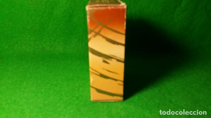 Miniaturas de perfumes antiguos: BOTE DE COLONIA ATOMIZADOR INSTINCT DE AVON 45 C.C - Foto 6 - 136805022