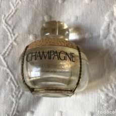 Miniaturas de perfumes antiguos: BOTELLA PERFUME COLECCION. Lote 137316558