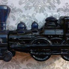 Miniaturas de perfumes antiguos: ANTIGUO FRASCO DE CRISTAL DE CASA AVON COSMETICS WILD COUNTRY LOCION AFTER SHAVE. Lote 137345498