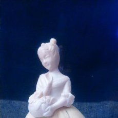 Miniaturas de perfumes antiguos: FIGURA COLONIA AVON. PROMISE OF HEAVEN (CONSERVA GRAN PARTE DEL LÍQUIDO ORIGINAL). Lote 213532820