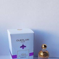 Miniaturas de perfumes antiguos: MINIATURA GUERLAIN AQUA ALLEGORIA PASSIFLORA EDT 7,5 ML . Lote 138859538