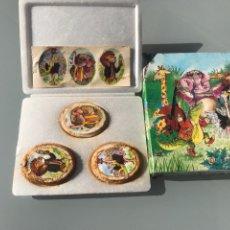 Miniaturas de perfumes antiguos: JABONES ANTIGUOS AVON. Lote 138863509