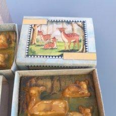 Miniaturas de perfumes antiguos: JABONES ANTIGUOS AVON. Lote 138868070