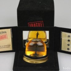 Miniaturas de perfumes antiguos: MINIATURAS JEAN PAUL GAULTIER FRAGILE -SAN VALENTÍN 2002 LE JEU DE SÉDUCTION- EDP 7 ML . Lote 138901254