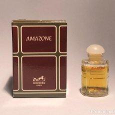 Miniaturas de perfumes antiguos: MINIATURA AMAZONE DE HERMES. Lote 138904958