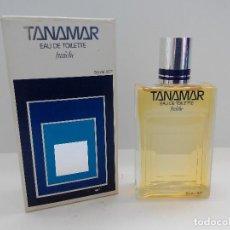 Miniaturas de perfumes antiguos: COLONIA TANAMAR 50 ML - NUEVA SIN USAR - DE PARERA - DESCATALOGADA. Lote 139241598