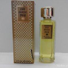 Miniaturas de perfumes antiguos: COLONIA EAU DOREE PUIG 60 ML - A ESTRENAR - DESCATALOGADA. Lote 139435446