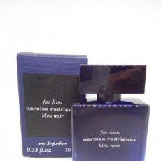 Miniaturas de perfumes antiguos: MINIATURA NARCISO RODRIGUEZ. FOR HIM BLEU NOIR. 10 ML. EDP. Lote 181550665