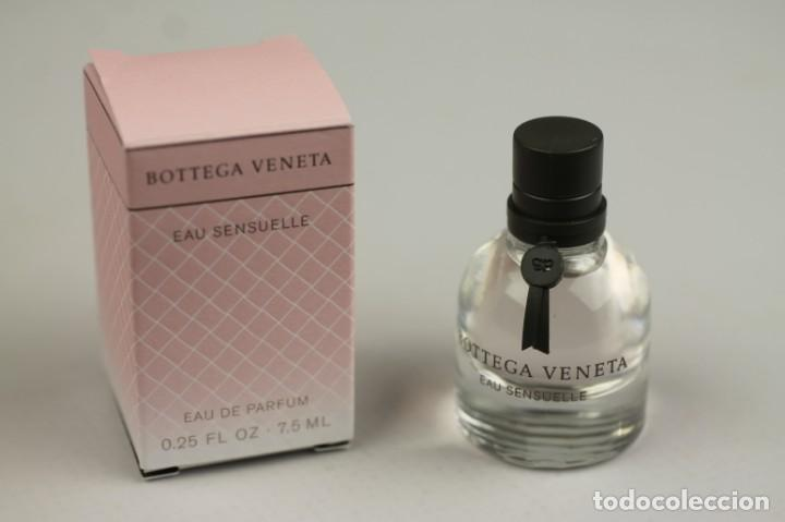 MINIATURA BOTTEGA VENETA EAU SENSUELLE EDP 7,5 ML (Coleccionismo - Miniaturas de Perfumes)