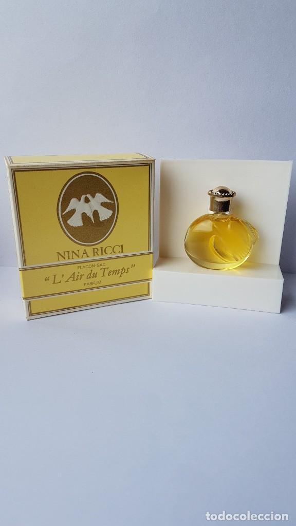 MINIATURA NINA RICCI L´AIR DU TEMPS P 5 ML (Coleccionismo - Miniaturas de Perfumes)