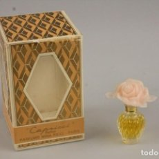 Miniaturas de perfumes antiguos: MINIATURA NINA RICCI CAPRICCI P 2,5 ML. Lote 140580590