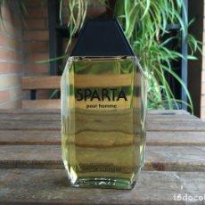 Miniaturas de perfumes antiguos: COLONIA SPARTA. GAL. 100 ML. NUEVA. PERFUME.. Lote 159299573