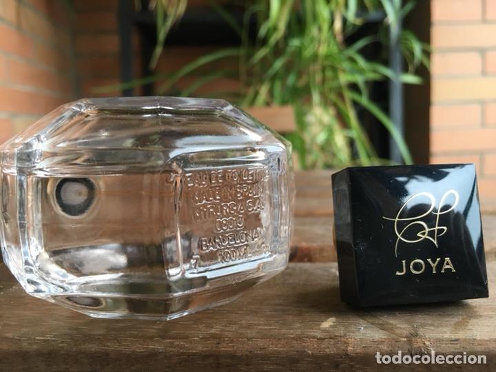 Miniaturas de perfumes antiguos: COLONIA JOYA MYRURGIA, DE CARMEN SEVILLA. - Foto 5 - 140591246