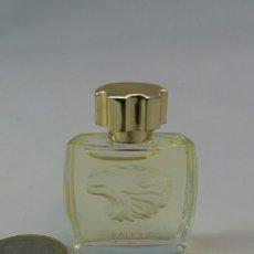 Miniaturas de perfumes antiguos: MINIATURA PERFUME LALIQUE FOR MEN. Lote 141838649
