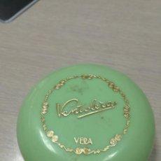 Miniaturas de perfumes antiguos: JABON VENTOLERA VERA . Lote 142461286
