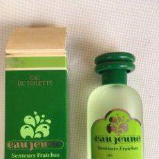 Miniaturas de perfumes antiguos: EAU DE TOILLETE. Lote 142651204