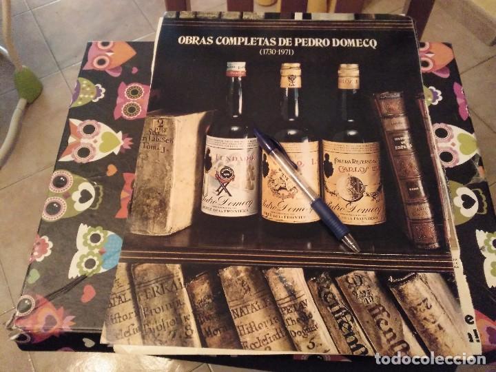 Miniaturas de perfumes antiguos: ANTIGUO Y GRAN ANUNCIO CASSETTE PHILIPS TRASERA CALEFACCION ROCA Y BEBIDA PEDRO DOMECQ - Foto 5 - 142671162