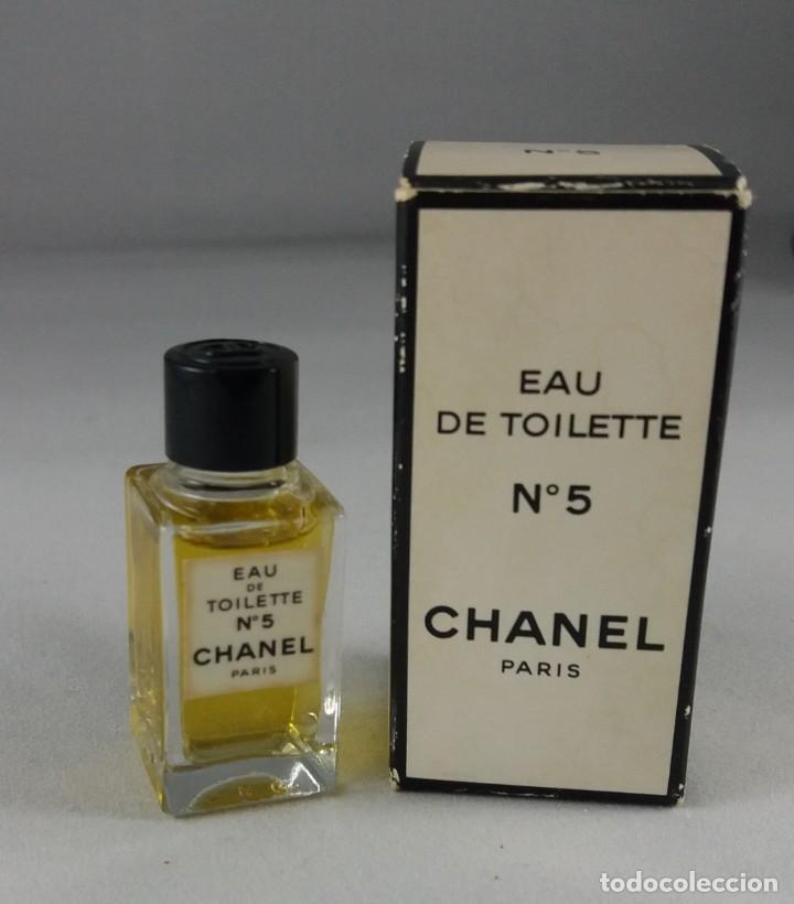 Chanel Nº 5 Vintage Eau De Toilette Perfume Mi Buy Miniatures Of