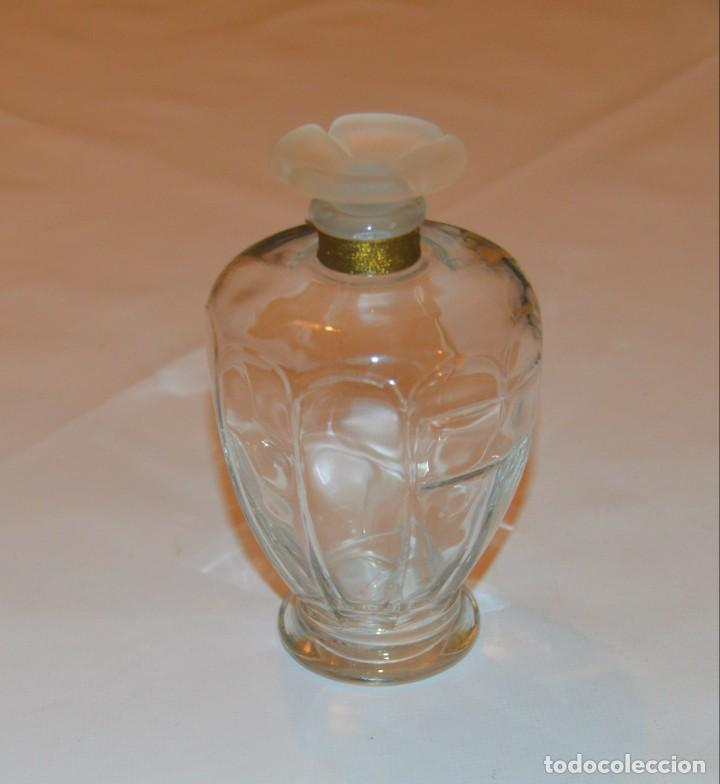 BOTELLA - ANTIGUO PERFUME - SIN ETIQUETA - POSIBLE EXTRAIT - BRIDE AU VENT - NOBLESSE - LEGRAIN (Coleccionismo - Miniaturas de Perfumes)