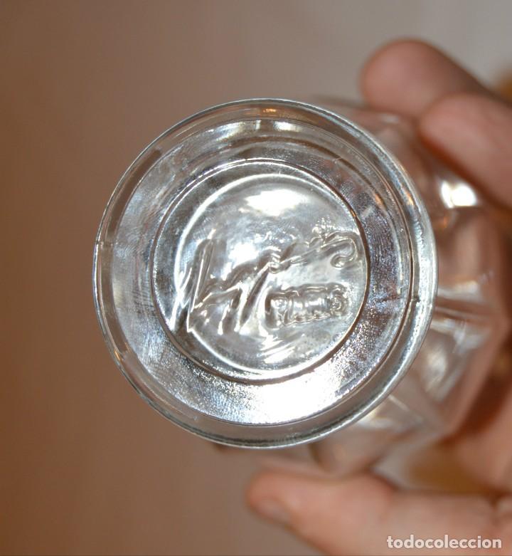 Miniaturas de perfumes antiguos: BOTELLA - ANTIGUO PERFUME - SIN ETIQUETA - POSIBLE EXTRAIT - BRIDE AU VENT - NOBLESSE - LEGRAIN - Foto 3 - 143665850