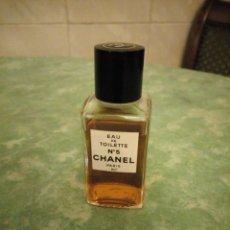 Miniaturas de perfumes antiguos: EAU DE TOILETTE Nº5 CHANEL PARIS 80º,VINTAGE.. Lote 143754654