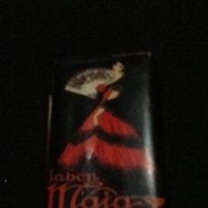 Miniaturas de perfumes antiguos: JABÓN MAJA DE MYRURGIA 1980. Lote 143921018