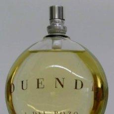 Miniaturas de perfumes antiguos: DUENDE J. DEL POZO EAU DE TOILETTE 100 ML - ORIGINAL DESCATALOGADO - PERFUMES MUJER. Lote 144339406