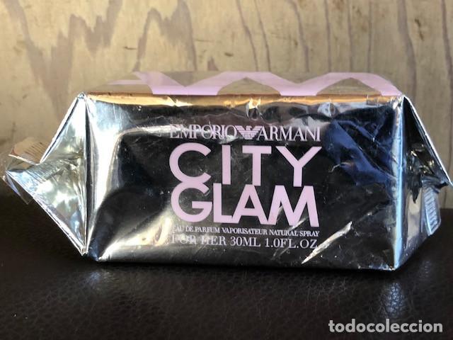 5f557986138aa EMPORIO ARMANI CITY GLAM FOR HER EDP DE GIORGIO ARMANI 30ML. VINTAGE  (Coleccionismo -