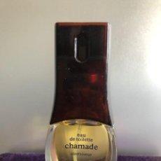 Miniaturas de perfumes antiguos: CHAMADE EDT DE GUERLAIN 30ML. VINTAGE. Lote 144672338