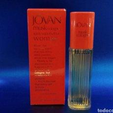 Miniaturas de perfumes antiguos: JOVAN MUSK 100ML VAPORIZADOR. Lote 145641061