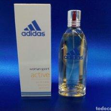 Miniaturas de perfumes antiguos: ADIDAS ACTIVE VAPO 100ML. Lote 226891805