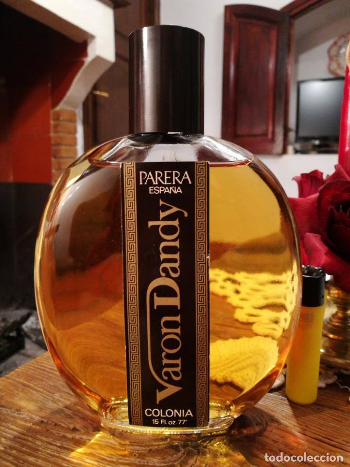 GRAN VARÓN DANDY DE PARERA. (Coleccionismo - Miniaturas de Perfumes)