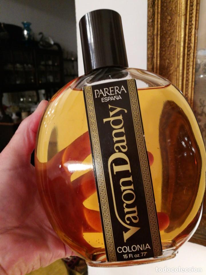 Miniaturas de perfumes antiguos: GRAN VARÓN DANDY de PARERA. - Foto 2 - 146010842