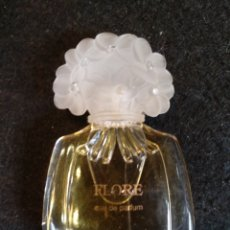 Miniaturas de perfumes antiguos: MINIATURA PERFUME FLORE, CAROLINA HERRERA. Lote 146091904