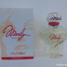 Miniaturas de perfumes antiguos: COLONIA MARILYN 100 ML VAPORIZADOR - ANTONIO PUIG - A ESTRENAR - DESCATALOGADA. Lote 146702738