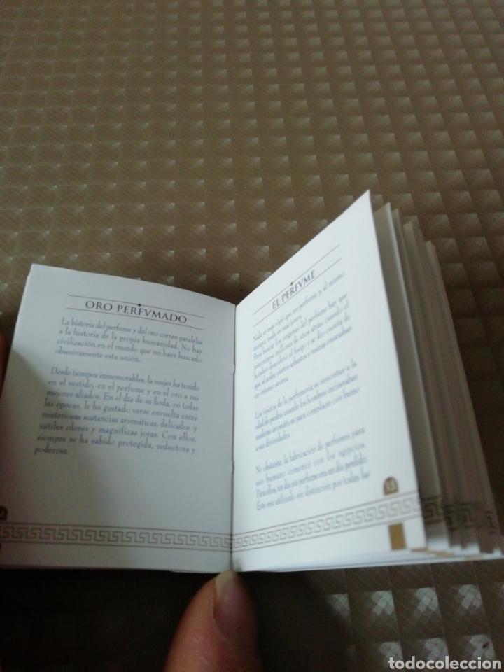 Miniaturas de perfumes antiguos: Perfume Aurum wedding perfumed gold - Foto 6 - 146752453