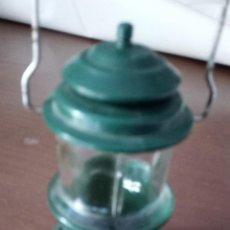 Miniaturas de perfumes antiguos: LAMPARA- FAROLILLO DE AVON. Lote 147292926