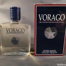 Miniaturas de perfumes antiguos: COLONIA VORAGO. Lote 147725234