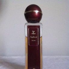 Miniaturas de perfumes antiguos: AUDACE DE ROCHAS. COLONIA ( 90-100 ML) 14 CM . 3/4 LLENA. Lote 148186216