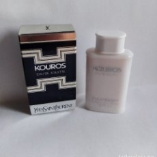Miniaturas de perfumes antiguos: PERFUME MINIATURA KOUROS DE YVES SAINT LAURENT. Lote 148214702