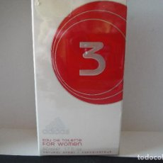 Miniaturas de perfumes antiguos: COLONIA 3 ADIDAS. Lote 148834374