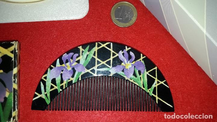 Miniaturas de perfumes antiguos: JABONES , JABON Y PEINE AVON - Foto 2 - 148842930