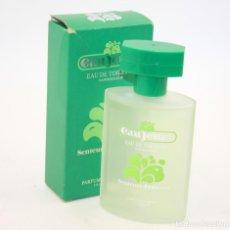 Miniaturas de perfumes antiguos: ANTIGUA AGUA DE COLONIA EAU JEUNE. EAU DE TOILETTE. 75ML. VAPORIZADOR. NUEVA Y EN SU CAJA ORIGINAL. Lote 149708730